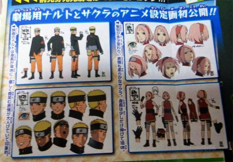 The Last Naruto the Movie Naruto and Sasuke