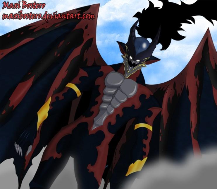 Fairy Tail 408 Mard Geer Etherias by maxibostero