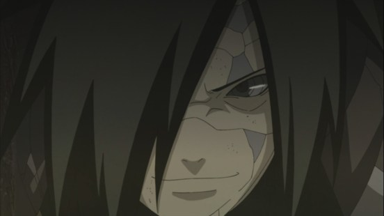 Madara gets happy