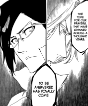 Uryu and Jugram talk about Yhwach