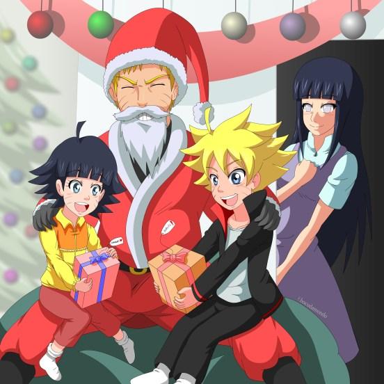 Uzumaki Christmas by bacodamondo