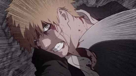 Ichigo lives Blut Vene