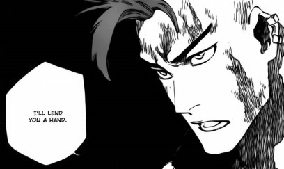 Bazz-B lends hand to Shinigami