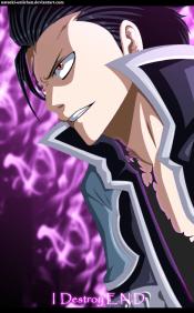 Fairy Tail 426 Gray Destroy END by natsuki-oniichan