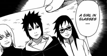 Sarada discovers real Sasuke picture with Sarada