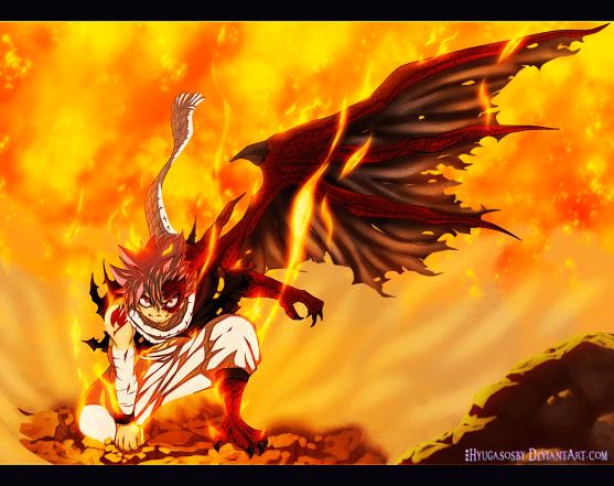 Fairy Tail 435 Natsu Dragozine by hyugasosby