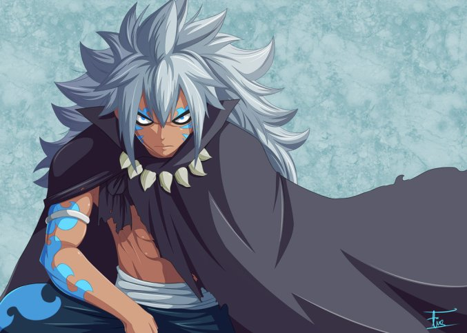 Fairy Tail 436 Acnologia by Jaeger97