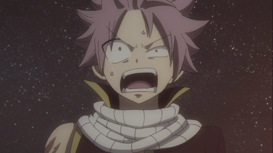 Natsu shocked Warrod was founding member