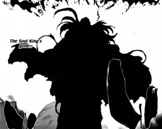 Yhwach consumes Soul King
