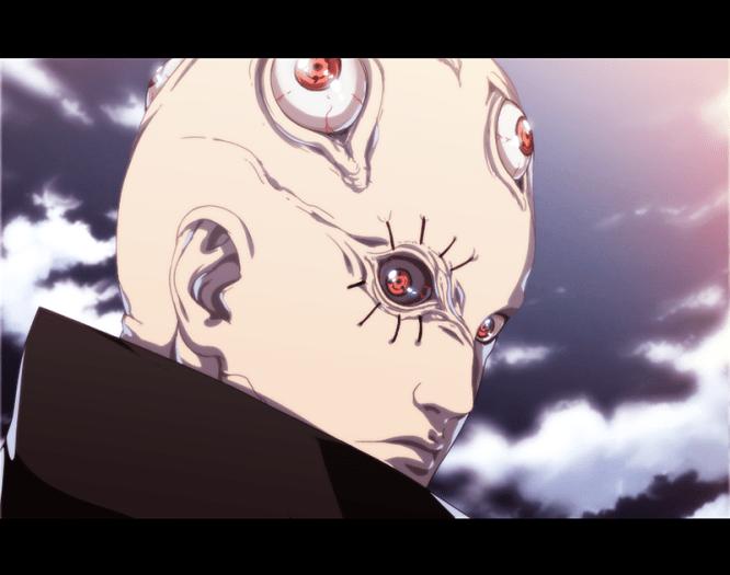 Naruto Gaiden 5 Unknown Uchiha by thesaigo