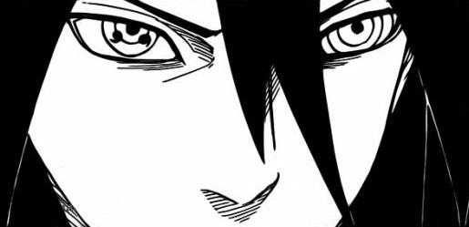 Sasuke's Sharingan Rinnegan