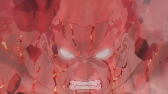 Guy's Final Form face