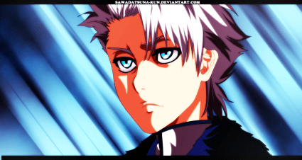 Bleach 644 Hitsugaya by sawadatsuna