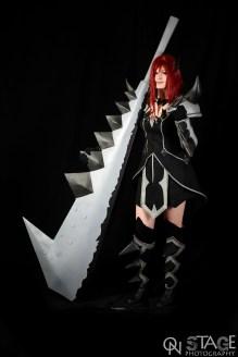 Purgatory Armor Erza Scarlet by Arrysia