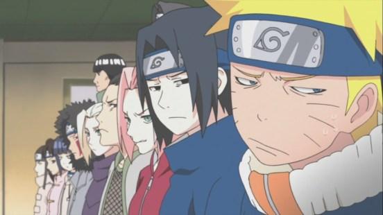 Naruto annoys everyone
