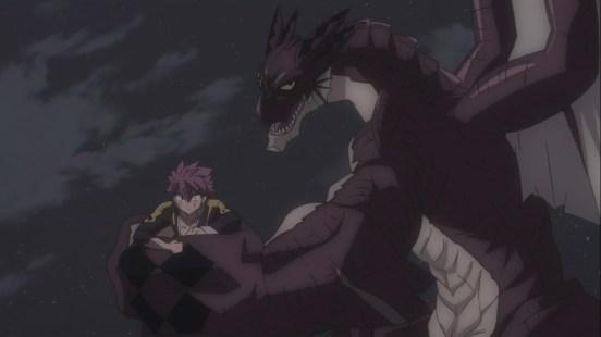 Natsu and Igneel