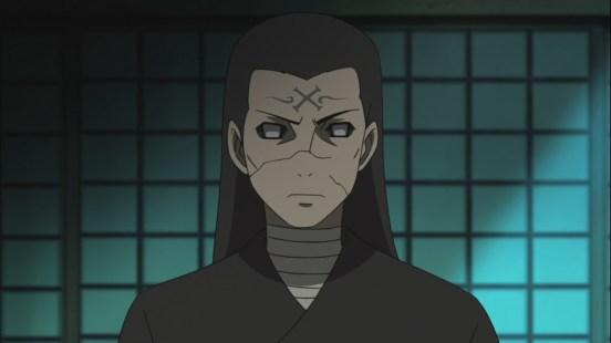 Edo Tensei Hizashi Hyuga
