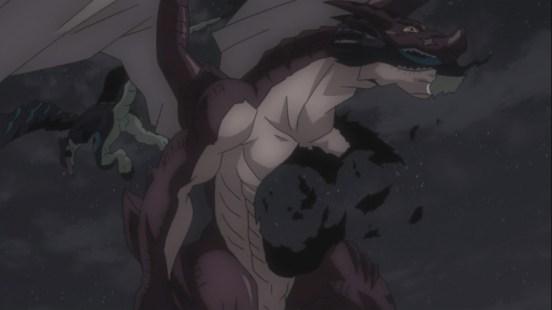 Igneel's body destroyed