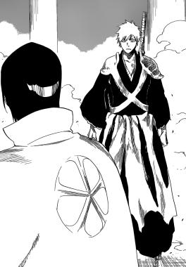 Ishida meets Ichigo