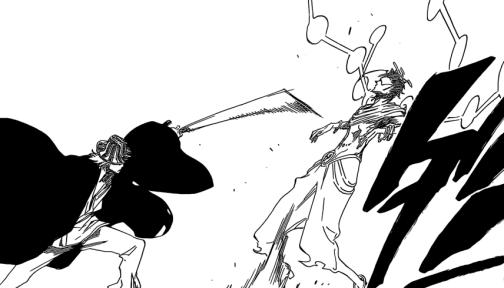 Urahara attacks Askin