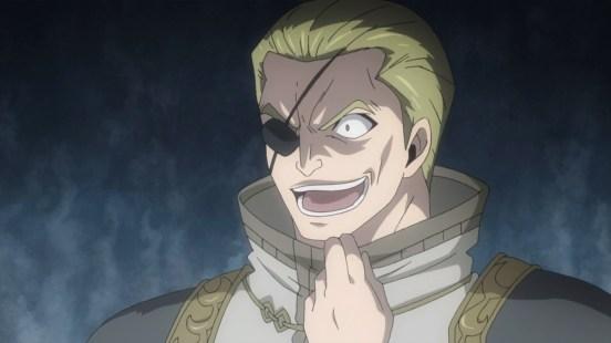 Precht evil smile