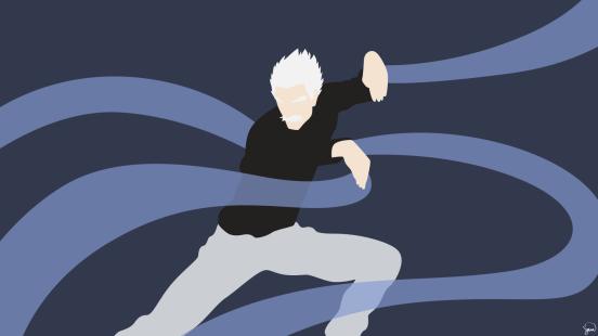 Sasuke Minimalista Fondo: 10 One Punch Man Minimalist Wallpaper