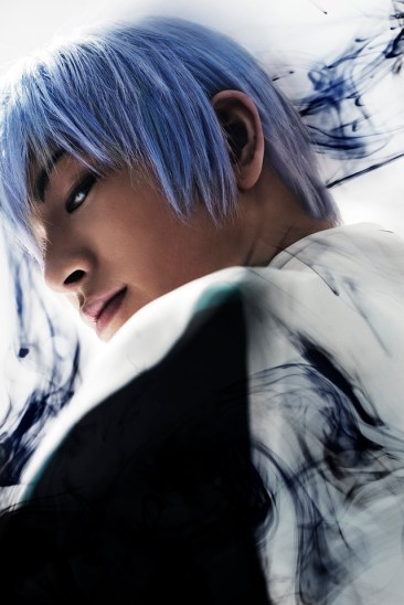 Kosuke Asuma as Gin Ichimaru