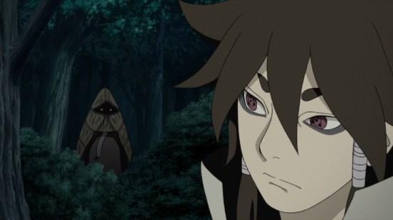 Zetsu manipulates Indra