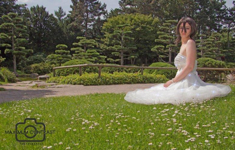 Hisana Kuchiki Cosplay by AnubisBride