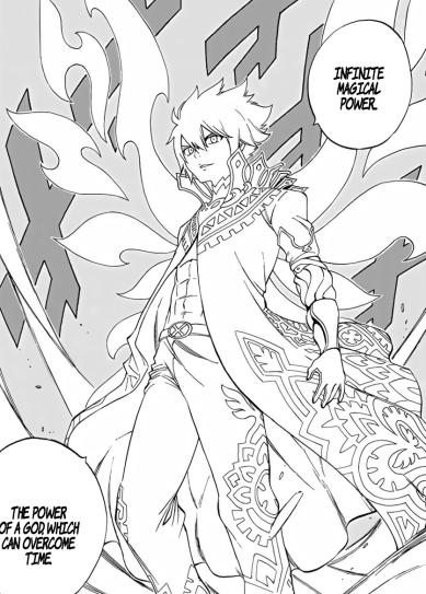 Zeref gains Fairy Heart