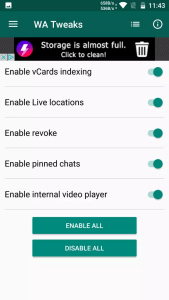 WA Tweaker for Whatsapp v1.3.8 APK 4