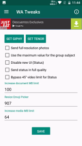 WA Tweaker for Whatsapp v1.3.8 APK 7