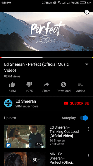 YouTube Vanced V14 21 54 [NO ROOT] [White-Black Theme FIXED