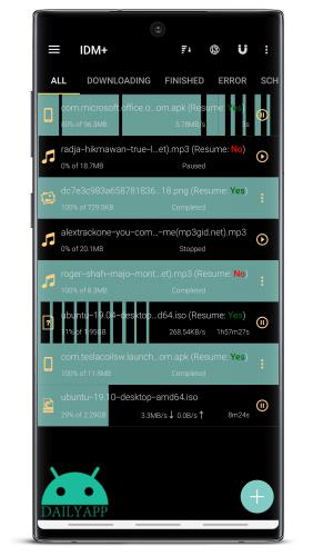 IDM+: Fastest Music, Video, Torrent Downloader v11.3.2 [Patched] APK 2
