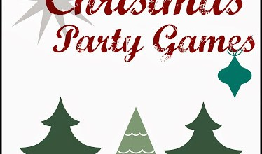 Christmas Party Games 14