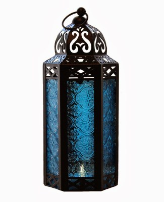 Garden Lighting: Moroccan Candle Lantern
