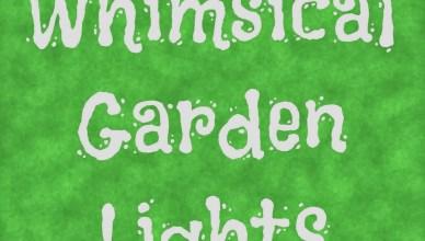 Decorative Lighting for your Garden 33