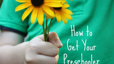 How to get your Preschooler to go to School without a Meltdown! 9