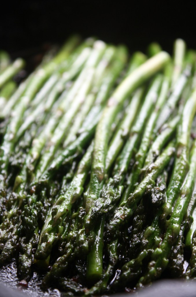 Garlic Sauteed Asparagus Daily Appetite