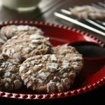 Classic Chocolate Crinkles 1