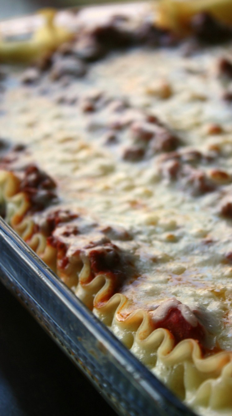 Basic Lasagna Recipe with Ground Beef