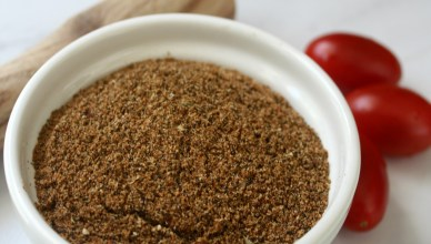Taco Seasoning Mix Recipe. Use in tacos, burritos, and nachos. You will never buy those packets again.