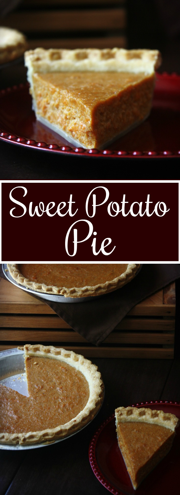 Sweet Potato Pie - Daily Appetite