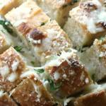 Cheesy Garlic Pull Apart Bread 1