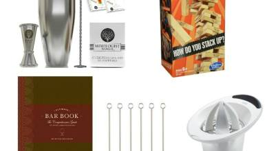 Find the best gifts for the at home bartender and Mixologist. The Mixologist Gift Guide - 10 of the best gifts you can get for the Mixologist and at home bartender.