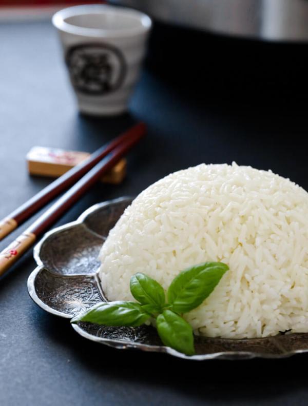 Instant Pot Jasmine Rice 3