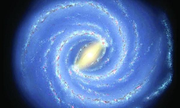 Massive black hole found near heart of Milky Way The