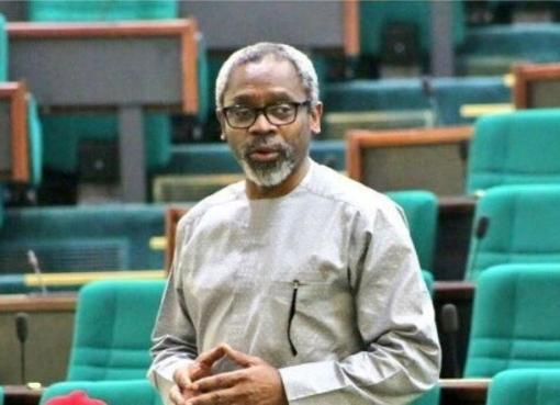 Femi Gbajabiamila as the Speaker of the 9th Assembly