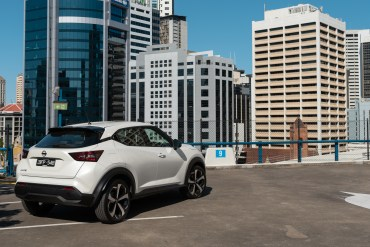Review: 2021 Nissan Juke ST-L