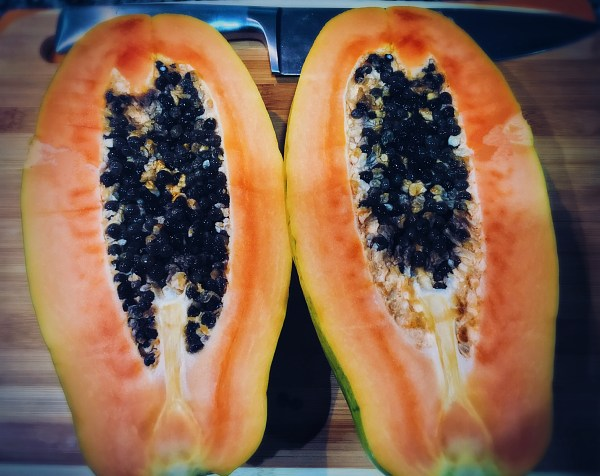 Papaya - beautifying papaya!